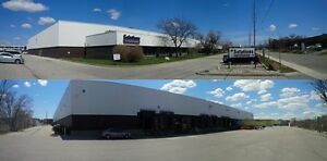 Yard & Warehouse Space Available for Immediate Lease