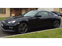 Subaru BRZ SE - Black - One Owner - Stunning rear wheel drive sports car!
