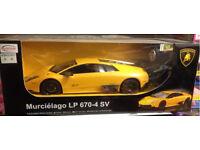 Remote control Murcielago LP 670-4SV Licensed Car