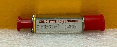 Microwave Semiconductor Corp Msc Mc5024c 2 To 4 Ghz Noise Source. New