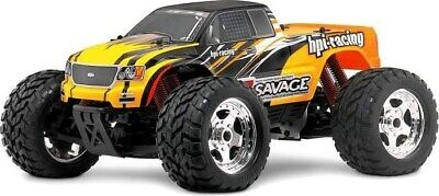 HPI Racing Electric GT-1 Truck Clear Body/E-Savage Series   HPI7168