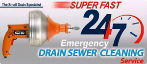 Clogged Drains ? I will get them to flow or you don't pay!!