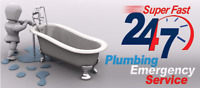 24/7 plumbing and heating servise 902-880-5748