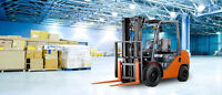 Forklift Re-certification on special + AZ Training