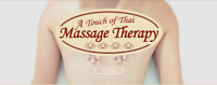 Looking for therapists! Email at: info@atouchofthaimassage.ca