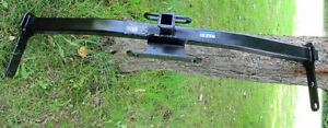 Reese used Class II trailer hitch assembly