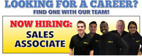 HIRING: Sales Associate