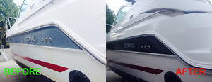Mobile boat & RV polishing and detailing.. as low as399