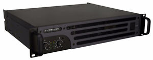 MACKIE FRS-1700 POWER AMP (QSC, CROWN, CREST)