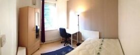 DOUBLE ROOM 1 MIN TO BETHNAL GREEN TUBE ST