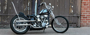 Offering Motorcycle Building Services FREE for 1 client