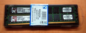 8GB Kingston KVR800D2N6/2G (4 x 2GB) PC2-6400 DDR2 Desktop. 1.8V Gatineau Ottawa / Gatineau Area image 1