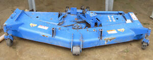 New Holland Mower Deck  72Inches  3 Blades