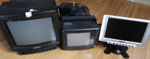some older small size TV