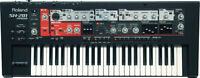 Synthétiseur Roland SH-201 En excellente condition (450$ Nég.)
