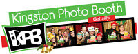 Kingston Photo Booth - Select 2018 dates still available!