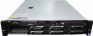 Dell R510 Storage Server 2x CPU (8 core) 32GB RAM - SAN or NAS