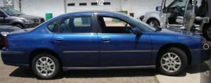 2003 impala for trade