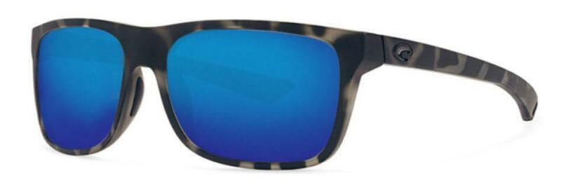 Costa del Mar REMORA OCEARCH Polarized Sunglasses Tiger Shark/Blue Mirror 580P