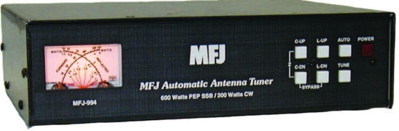 MFJ MFJ994B 600W 1.8-30MHz AUTOTUNER with METER