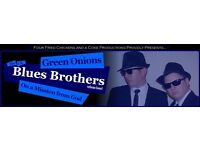 Blues Brothers Tribute for hire on New Years Eve