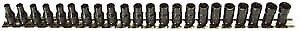 Turbosocket Tscs2522B 22 Piece Combination Turbo Socket Set 1/4