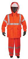Safety Rain Suit Fire Retardant Arc Resistant Size XL