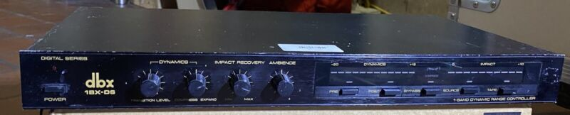 Rare DBX Model 1BX-DS Dynamic Range Controller - Made in Japan