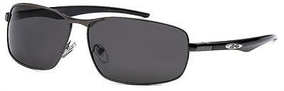 XLoop POLARIZED Aviator Style Sunglasses - 100% UV Protection