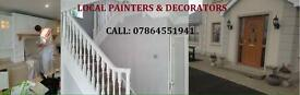 Painter & decorator seeking work