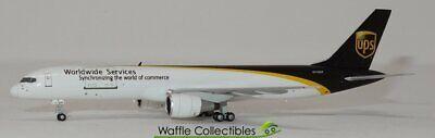 1:400 NG Models UPS United Parcel Service B 757-200 N418UP 77668 *LAST (1 Last Unit)