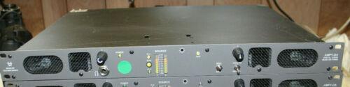 Wohler Technologies AMP1-DA 2-Channel AES Analog Audio Monitor 1RU