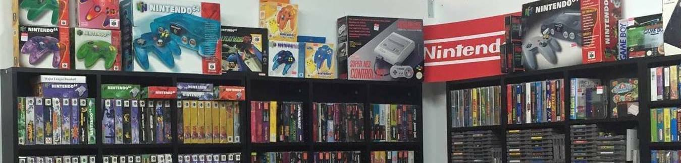 Mad Retro – Video Game Store