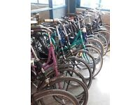200 Used Bicycles now available Dutch Bike Road bikes Hybrids Vintage Bikes