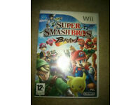 Wii Super Smash Bros Brawl