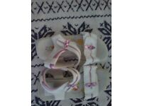 Beautiul New girls shoes. size 4 to 12 £2.00 per pier or 3 piers for £5.00