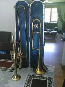TROMBONE (FOR SALE OR TRADE)