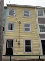 47 Field St.Totally renovated 3 bedroom townhouse downtown