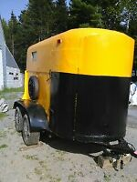 2 HORSE TRAILER ,LICENSED AND INSPECTED $1,800.00