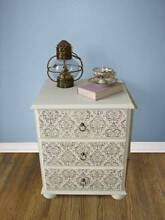 """Very French"" Bedside / Display Table ~ As New Varsity Lakes Gold Coast South Preview"