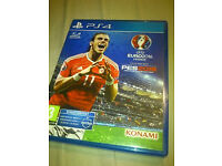 PES2016 Euro 2016 edition PS4 £5