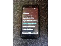 nokia windows phone and screen protector and charger unlocked