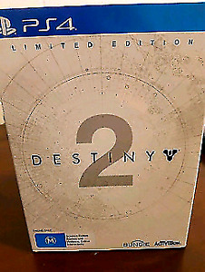 Destinyb2 Limited Edition for PS4