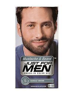 Just for Men Beard: Hair Color | eBay