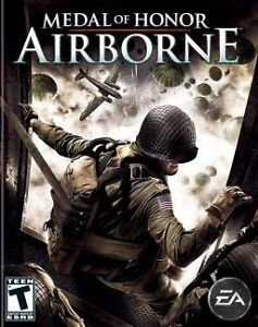EA Medal Of Honor AIRBORNE