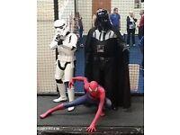 RTS Star Wars and Superheros