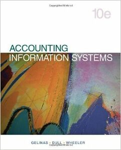 ITM 696 / CITM 696 Accounting Information Systems by Gelinas