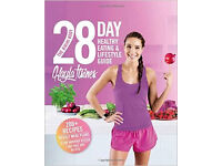28 Day The Bikini Body from Kayla Itsines - only read it once!