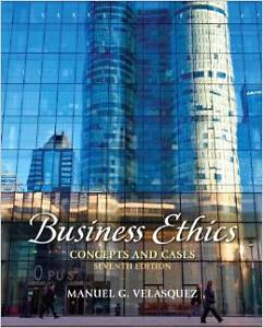 Business Ethics, Concepts and Cases - 7th Edition Oakville / Halton Region Toronto (GTA) image 1