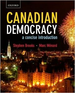Canadian Democracy - A Concise Introduction Kitchener / Waterloo Kitchener Area image 1
